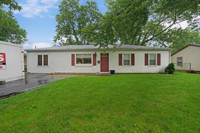 3780 Bradford Drive, Hilliard, OH 43026 (MLS #218022766) :: Exp Realty