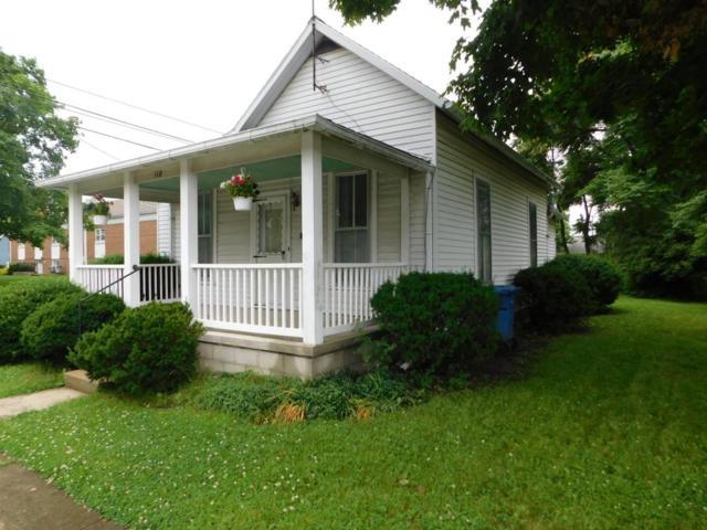 118 E 8th Street, Marysville, OH 43040 (MLS #218022874) :: Signature Real Estate