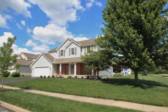 4486 Gary Way, Hilliard, OH 43026 (MLS #218022881) :: Berkshire Hathaway HomeServices Crager Tobin Real Estate