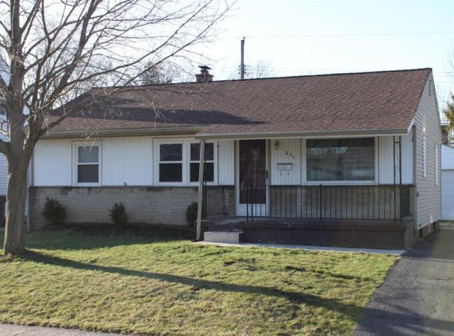 851 Weldon Avenue, Columbus, OH 43224 (MLS #218023014) :: Keller Williams Excel