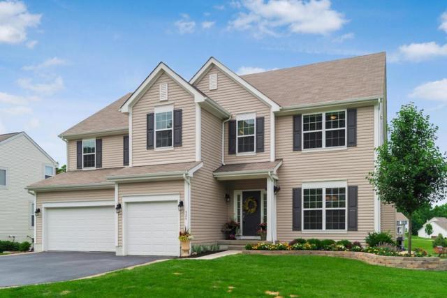 524 Greenwood Loop, Newark, OH 43055 (MLS #218023228) :: Berkshire Hathaway HomeServices Crager Tobin Real Estate