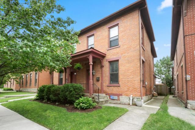 47 E Russell Street, Columbus, OH 43215 (MLS #218023267) :: Signature Real Estate