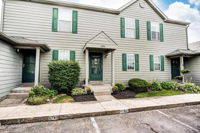 5790 Blendonbrook Lane 109C, Columbus, OH 43230 (MLS #218023346) :: Berkshire Hathaway HomeServices Crager Tobin Real Estate