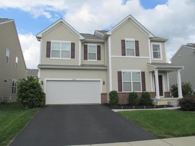 2648 Oswin Drive, Columbus, OH 43219 (MLS #218023409) :: Berkshire Hathaway HomeServices Crager Tobin Real Estate
