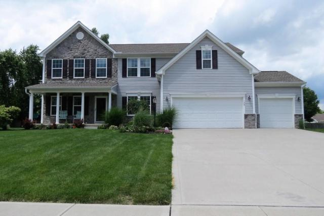 128 Duncan Drive, Etna, OH 43062 (MLS #218023498) :: Berkshire Hathaway HomeServices Crager Tobin Real Estate