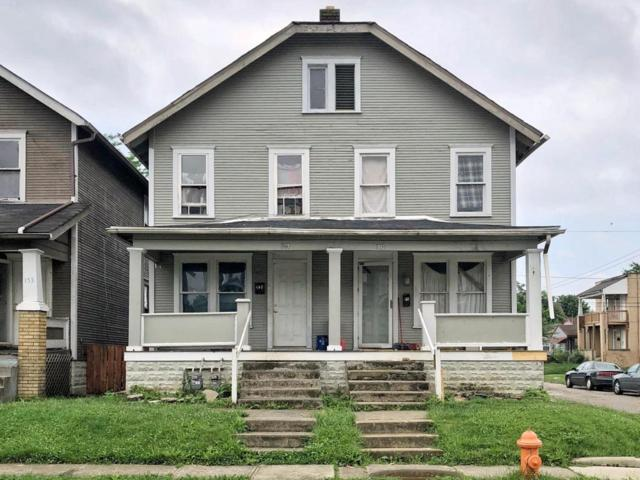 149 E Woodrow Avenue, Columbus, OH 43207 (MLS #218023584) :: Berkshire Hathaway HomeServices Crager Tobin Real Estate