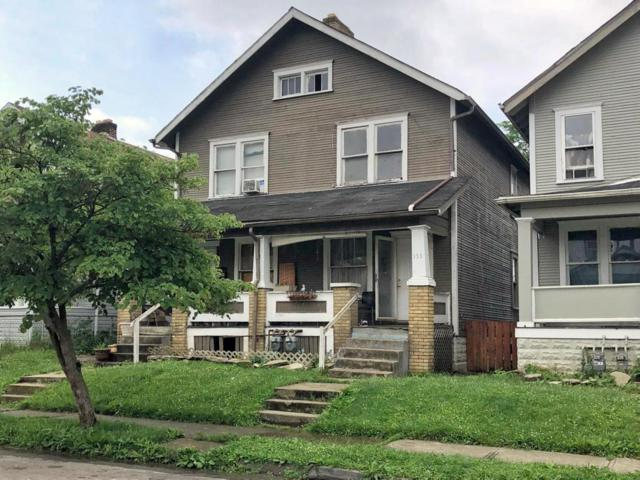 153 E Woodrow Avenue, Columbus, OH 43207 (MLS #218023589) :: Berkshire Hathaway HomeServices Crager Tobin Real Estate