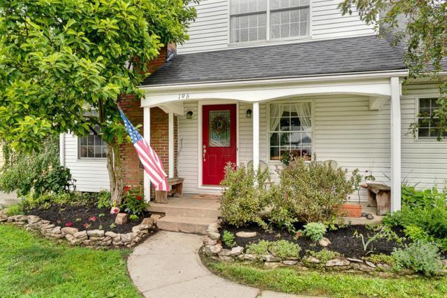 196 Desantis Drive, Columbus, OH 43214 (MLS #218023636) :: Keller Williams Classic Properties