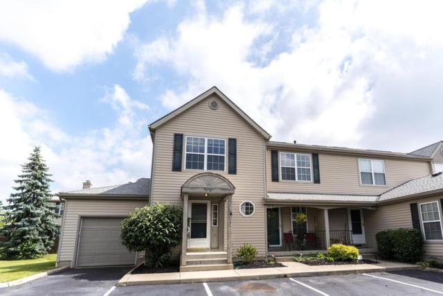 5696 Apricot Lane 98A, Hilliard, OH 43026 (MLS #218023965) :: The Mike Laemmle Team Realty