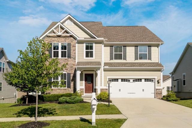 6092 Tournament Drive, Westerville, OH 43082 (MLS #218024011) :: The Mike Laemmle Team Realty