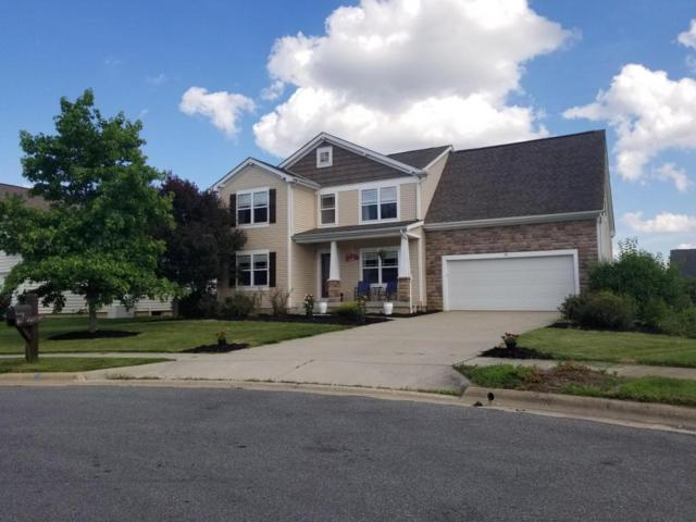141 Tyler Place, Johnstown, OH 43031 (MLS #218024072) :: The Clark Group @ ERA Real Solutions Realty