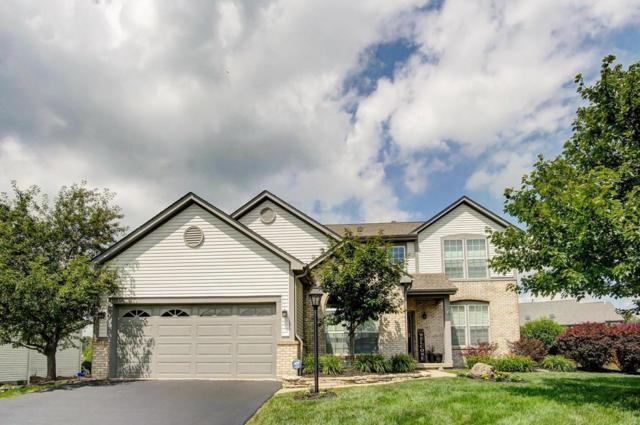 708 Preston Trails Drive, Pickerington, OH 43147 (MLS #218024301) :: Berkshire Hathaway HomeServices Crager Tobin Real Estate