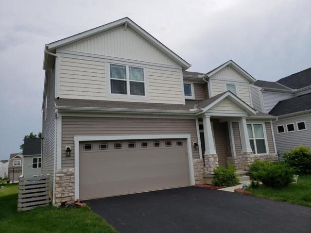 337 Linda Lee Lane, Lewis Center, OH 43035 (MLS #218024393) :: Berkshire Hathaway HomeServices Crager Tobin Real Estate