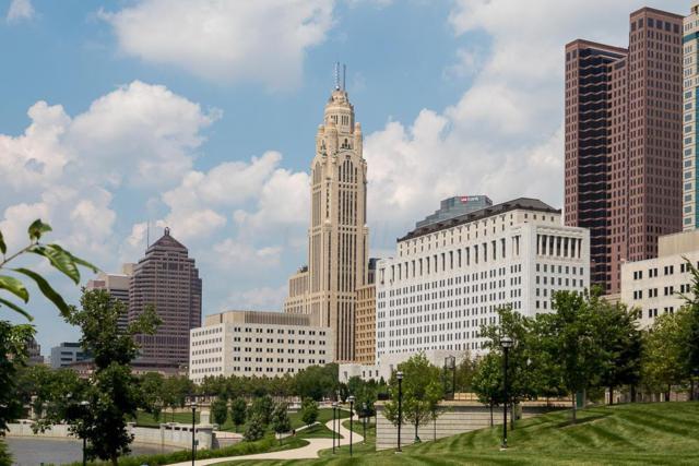 50 W Broad Street #3502, Columbus, OH 43215 (MLS #218024415) :: Brenner Property Group | Keller Williams Capital Partners