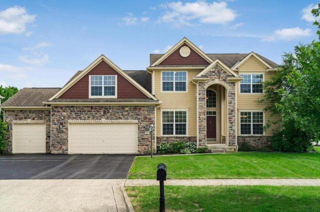 3461 Pine Way, Powell, OH 43065 (MLS #218024435) :: CARLETON REALTY