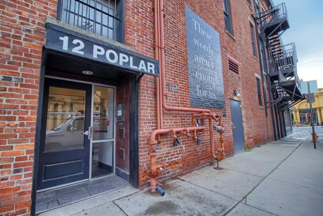 12 W Poplar Avenue #202, Columbus, OH 43215 (MLS #218024551) :: e-Merge Real Estate
