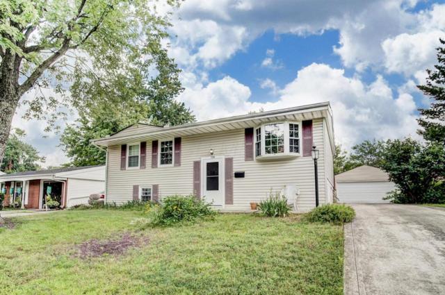 328 Regents Road, Gahanna, OH 43230 (MLS #218024685) :: Keller Williams Classic Properties