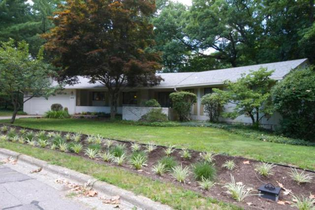 406 Village Drive, Columbus, OH 43214 (MLS #218024753) :: Berkshire Hathaway HomeServices Crager Tobin Real Estate