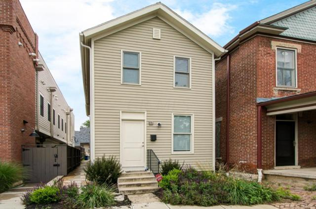 52 E 4th Avenue, Columbus, OH 43201 (MLS #218024821) :: Keller Williams Classic Properties