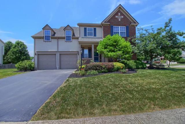 5593 Jennybrook Lane, Hilliard, OH 43026 (MLS #218024921) :: Keller Williams Excel