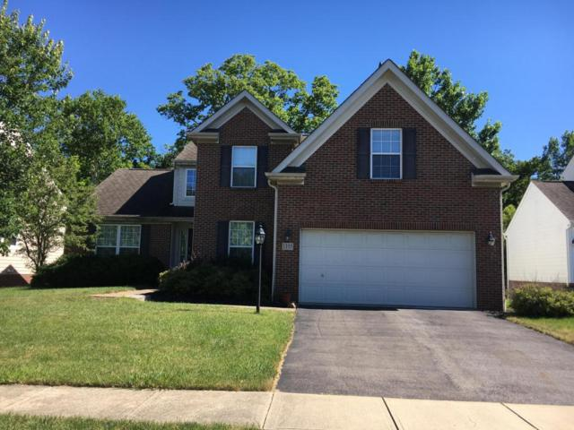 1355 Fisher Run Court, Columbus, OH 43235 (MLS #218024935) :: Berkshire Hathaway HomeServices Crager Tobin Real Estate