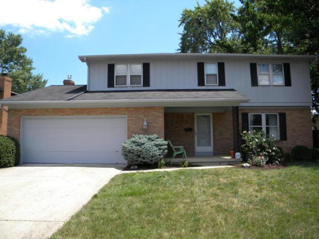 6080 Sharon Woods Boulevard, Columbus, OH 43229 (MLS #218025087) :: Berkshire Hathaway HomeServices Crager Tobin Real Estate