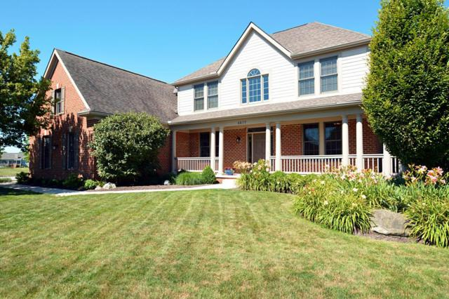 6877 Ballantrae Place, Dublin, OH 43016 (MLS #218025122) :: Berkshire Hathaway HomeServices Crager Tobin Real Estate