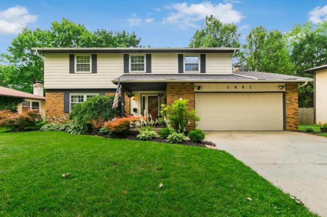 1881 Faymeadow Avenue, Columbus, OH 43229 (MLS #218025176) :: Berkshire Hathaway HomeServices Crager Tobin Real Estate