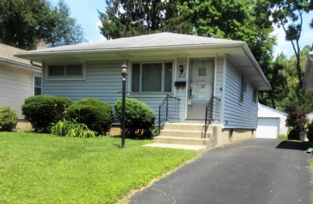 472 E Lincoln Avenue, Columbus, OH 43214 (MLS #218025200) :: Shannon Grimm & Partners