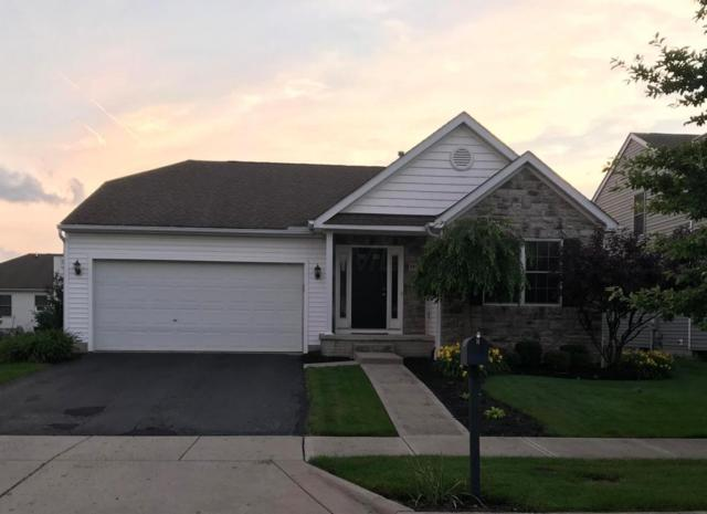 5197 Copper Creek Drive, Dublin, OH 43016 (MLS #218025280) :: The Mike Laemmle Team Realty