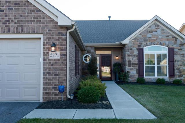 5871 Parchment Drive, Westerville, OH 43081 (MLS #218025299) :: Berkshire Hathaway HomeServices Crager Tobin Real Estate