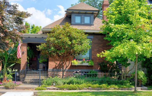 384 Reinhard Avenue, Columbus, OH 43206 (MLS #218025343) :: Keller Williams Classic Properties