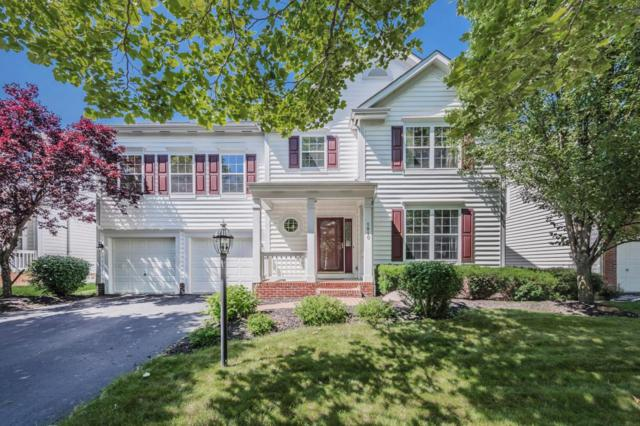 5810 Triplett Square, New Albany, OH 43054 (MLS #218025377) :: Berkshire Hathaway HomeServices Crager Tobin Real Estate