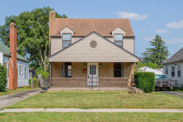 854 S Hague Avenue, Columbus, OH 43204 (MLS #218025482) :: Berkshire Hathaway HomeServices Crager Tobin Real Estate
