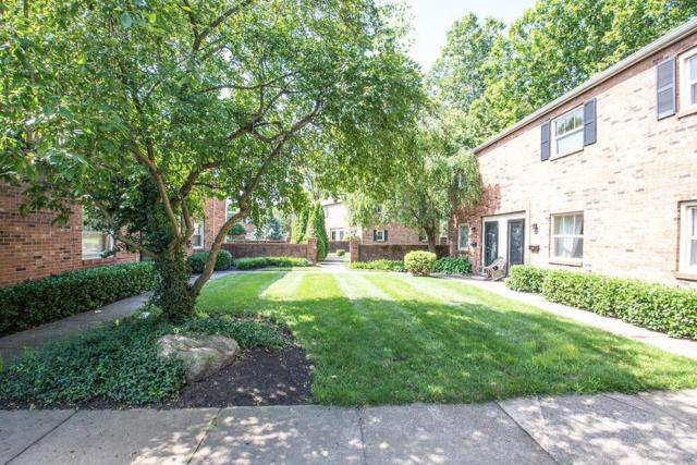 4706 Merrifield Place #62, Columbus, OH 43220 (MLS #218025488) :: Berkshire Hathaway HomeServices Crager Tobin Real Estate