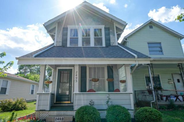 2493 Deming Avenue, Columbus, OH 43202 (MLS #218025523) :: Berkshire Hathaway HomeServices Crager Tobin Real Estate
