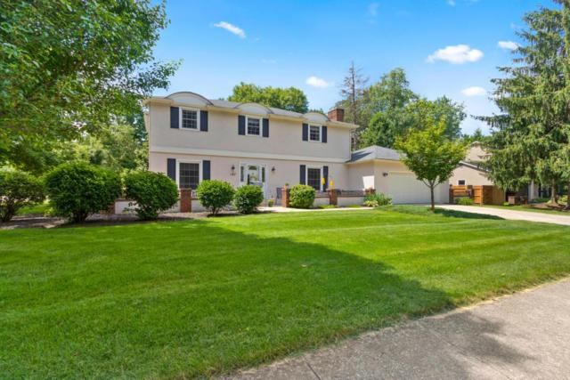 187 Chaucer Court, Worthington, OH 43085 (MLS #218025583) :: Julie & Company
