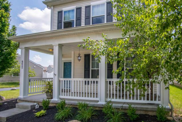 4612 Grand Strand Drive, Grove City, OH 43123 (MLS #218025628) :: Berkshire Hathaway HomeServices Crager Tobin Real Estate