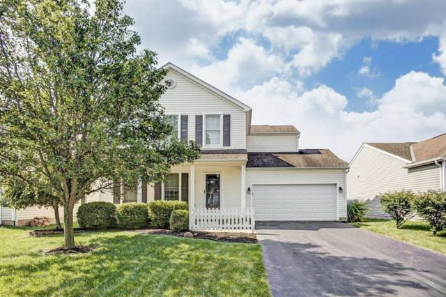 545 Thistleview Drive, Lewis Center, OH 43035 (MLS #218025631) :: Shannon Grimm & Partners