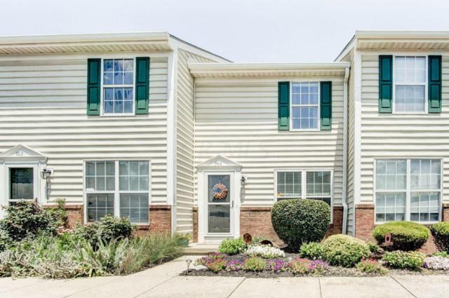 964 Charleston Way Drive 10C, Westerville, OH 43081 (MLS #218025678) :: Berkshire Hathaway HomeServices Crager Tobin Real Estate