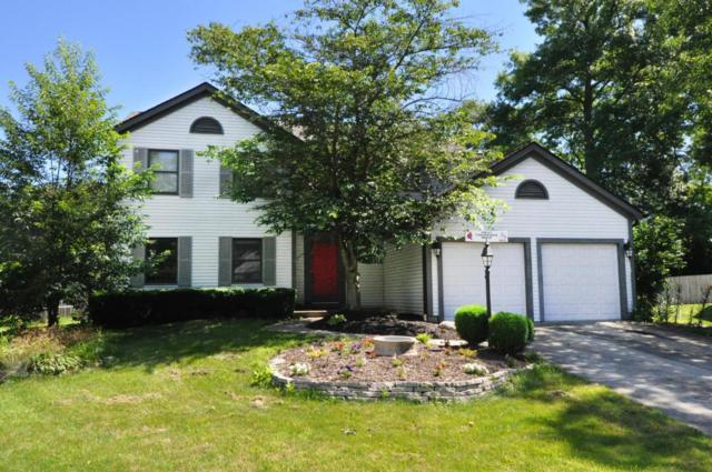 392 Charmel Place, Columbus, OH 43235 (MLS #218025780) :: Exp Realty