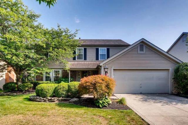 3767 Pleasantbrook Drive, Hilliard, OH 43026 (MLS #218025788) :: Berkshire Hathaway HomeServices Crager Tobin Real Estate