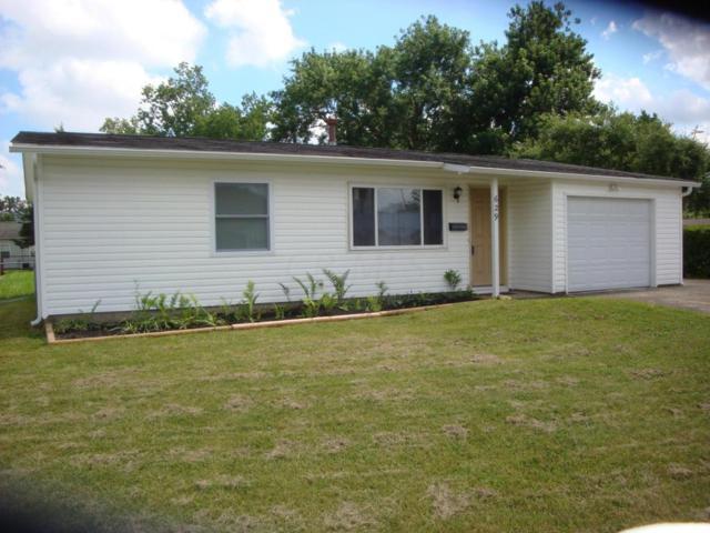 629 Palace Lane, Gahanna, OH 43230 (MLS #218025932) :: Berkshire Hathaway HomeServices Crager Tobin Real Estate