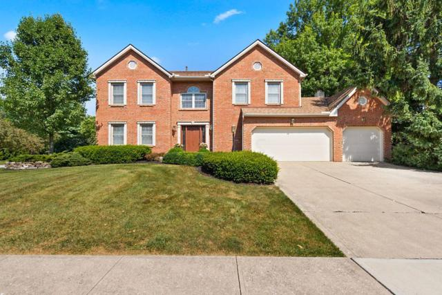 156 Sterling Glen Drive, Westerville, OH 43081 (MLS #218025974) :: RE/MAX ONE
