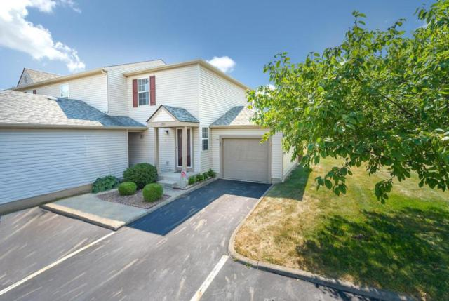 1701 Ridgebury Drive 143F, Hilliard, OH 43026 (MLS #218026089) :: The Mike Laemmle Team Realty