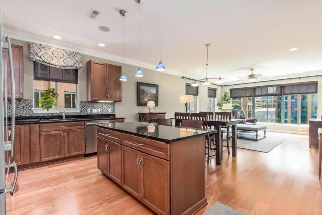 250 Daniel Burnham Square #509, Columbus, OH 43215 (MLS #218026110) :: e-Merge Real Estate