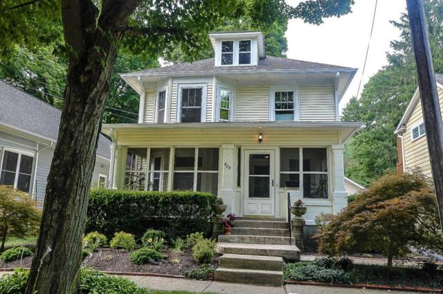 425 E College Street, Granville, OH 43023 (MLS #218026167) :: The Raines Group