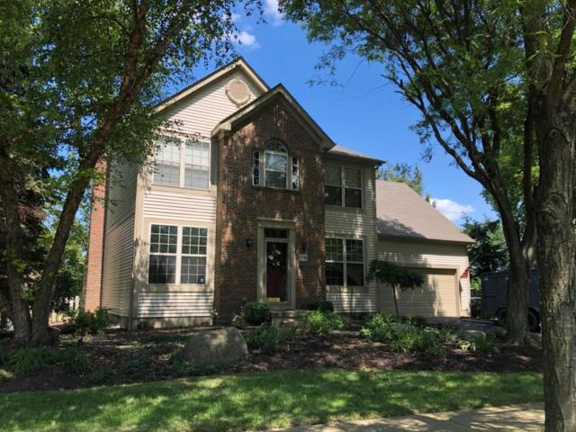 8248 Worthington Crossing Drive, Westerville, OH 43081 (MLS #218026174) :: CARLETON REALTY