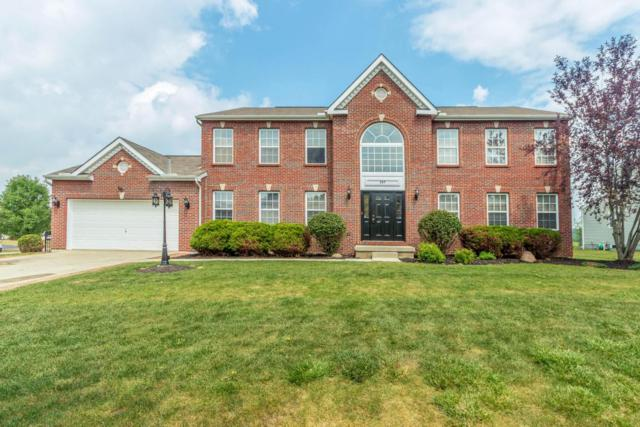 489 Zoar Street, Galena, OH 43021 (MLS #218026269) :: The Clark Group @ ERA Real Solutions Realty