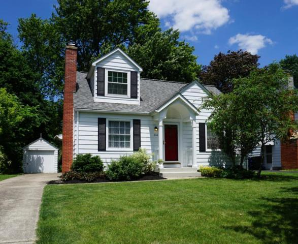 256 E Beaumont Road, Columbus, OH 43214 (MLS #218026337) :: Signature Real Estate